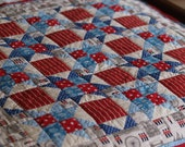 Jubilee Inspired Cot Quilt