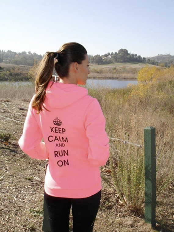 Reserved for Samara - Keep Calm and Marry On Hoody - Unisex