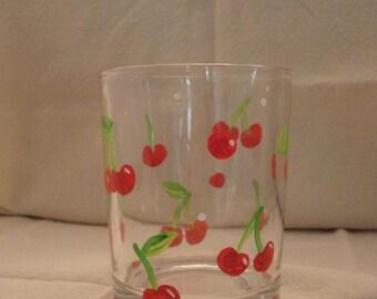 Cherry Juice Glasses