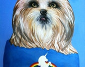 Personalized Portrait of Your Pet :)