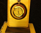 Gorgeous Pocket Watch and Display Stand