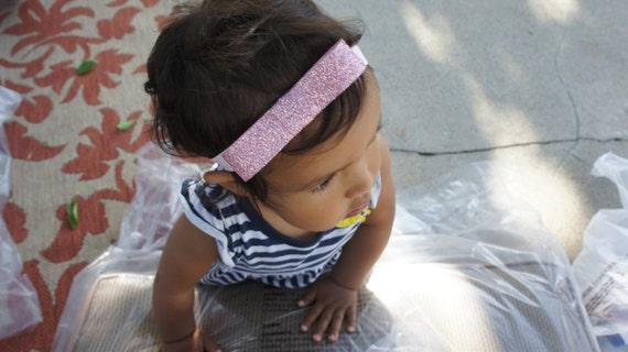 Tuxedo Hair Bow Headband, Baby Barrettes, Baby Girl Hair Accessories, Infant Hair Bow, Girl Hair Bow, Women Hair Bow