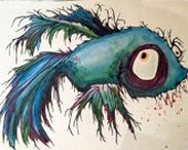 zombie beta fish