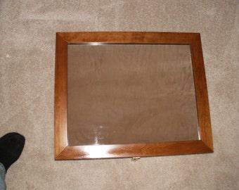 Display Box, Cherry, Handmade