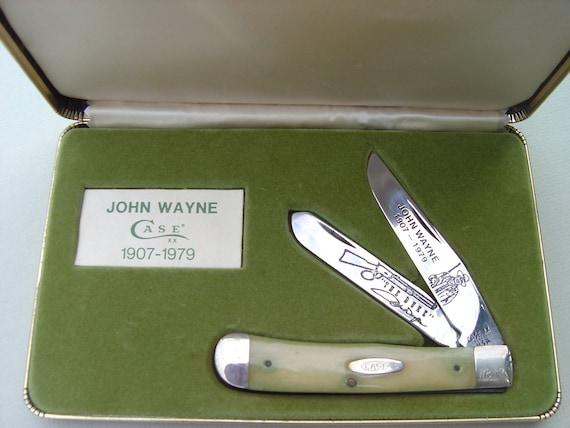 Case Xx John Wayne Collector Series