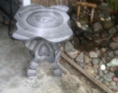 trippy side table