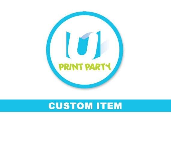 Custom Invitation for Lara