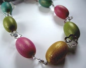 Smarties & Chocolate Eggs Inspired Necklace - X99Jewellery