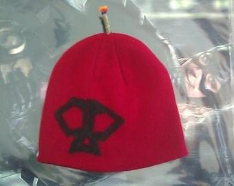 LEAGUE of LEGENDS lol ZIGGS The Hexplosives Expert Red Bomb Hat