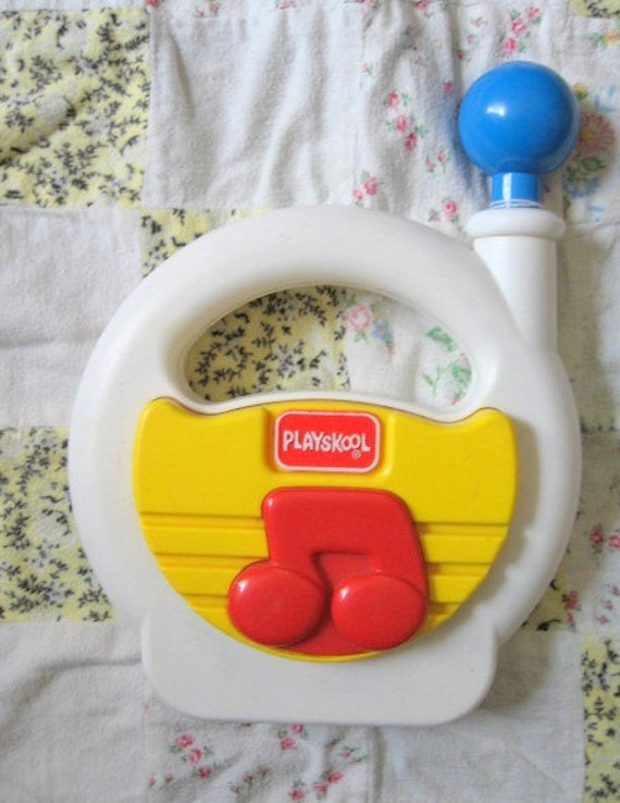 Playskool Musical Toys : Playskool musical radio toy