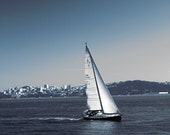 Sailboat, 10x14 Photographic Print