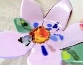 SOLD Flower Bowl