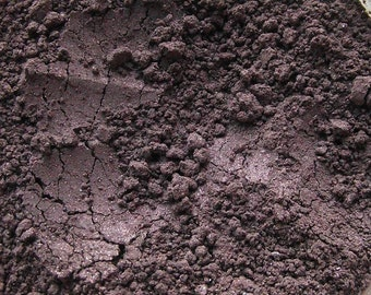 Mississippi Mud Dark Brown Sparkle Eyeshadow