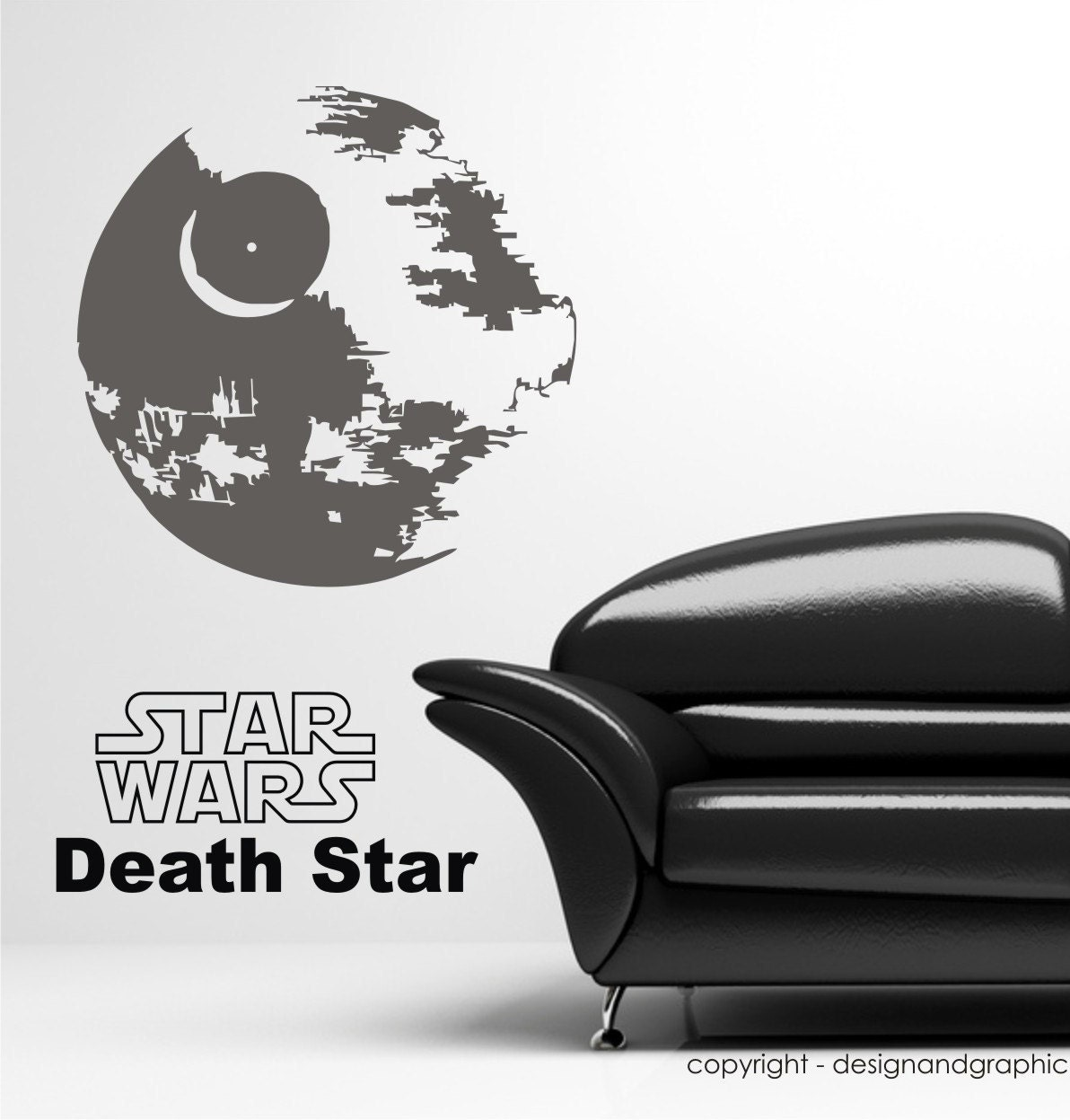 Death Star Clipart Star Wars Death Star Vinyl