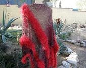 opera  boa shawl