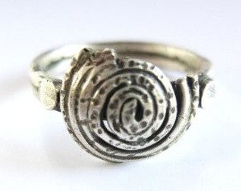 ZEUS RING  - 925 sterling silver
