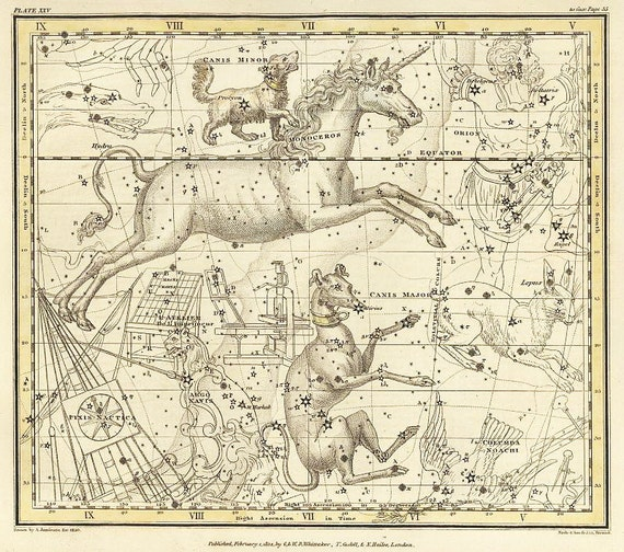 old navigational maps astronomy - photo #38