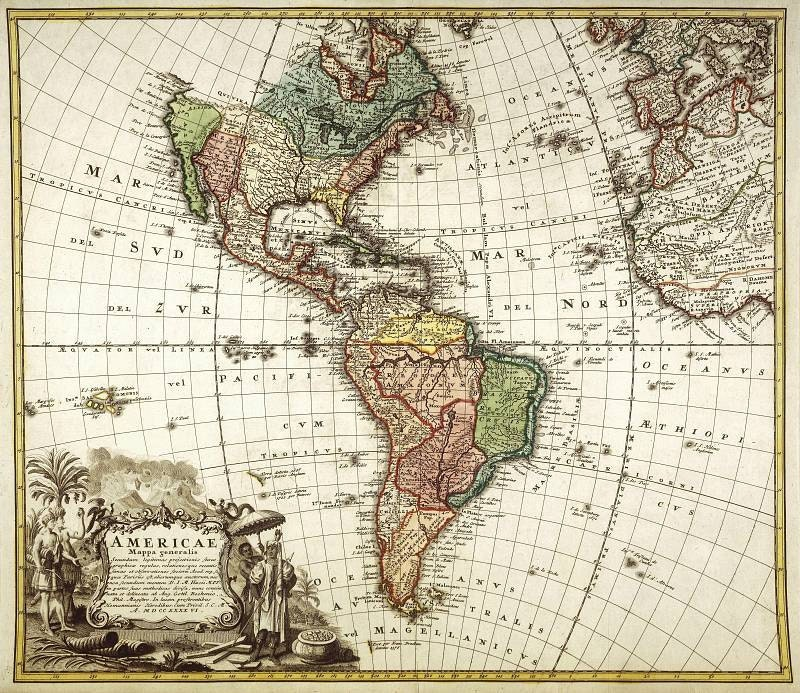 World Map Poster Antique World Maps Old