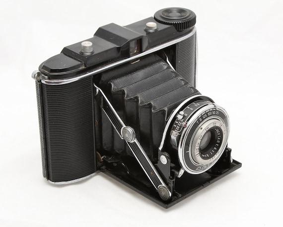 Agfa Isolette Camera - First Version - Medium Format Folding Camera 1930s