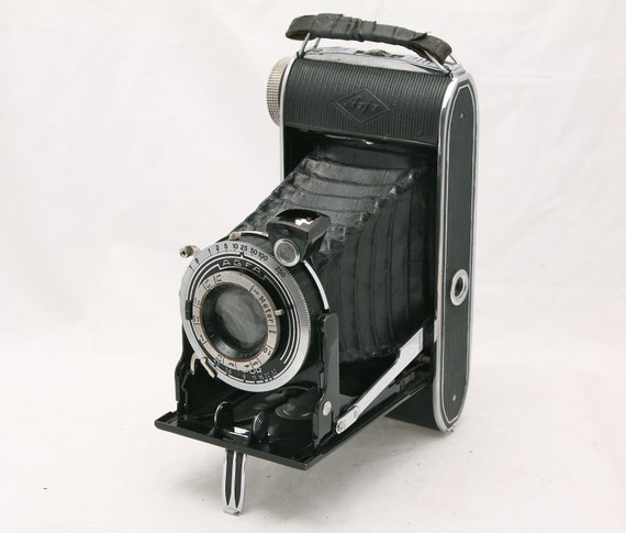 120 Camera - Agfa Billy Compur - 6x9 Format Camera