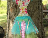 Butterfly Tutu Bow Holder