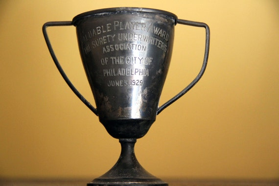 1929 Loving Cup Trophy