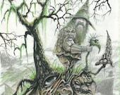 Swamp Gnome