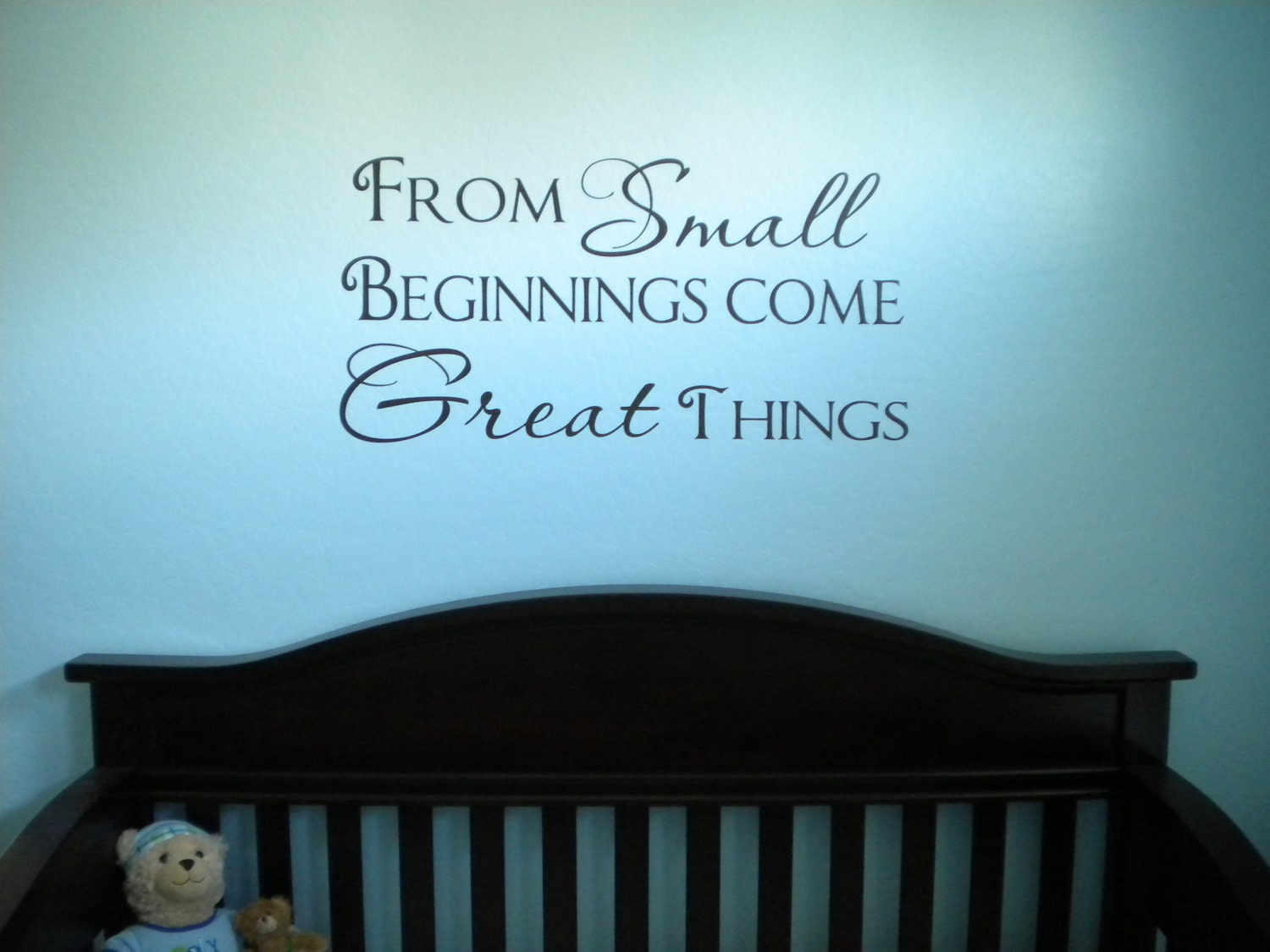 from small beginnings - photo #2
