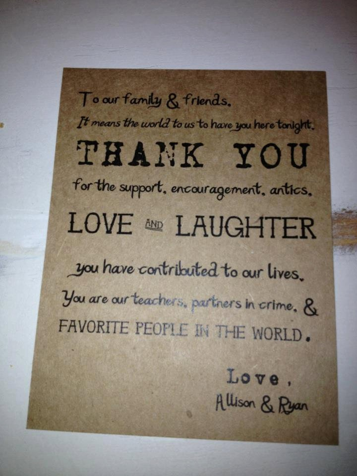 Wedding Gift Thank You Quotes : Wedding Favors Thank You For Quotes About Wine. QuotesGram