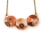 Bohemian Bursts Lexington Necklace