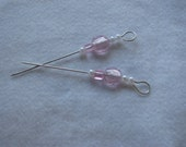 Reserved Pink Beaded Craft Stiletto or Awl