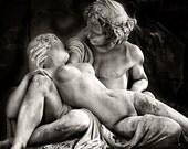 """8.5x11 Fine Art Photo, """"Lovers at Luxemburg"""""""