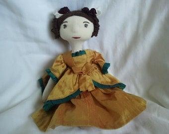 Amanda, a victorian doll