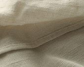 Antique Linen Sheet for Fabric 1800s Homespun Country Life