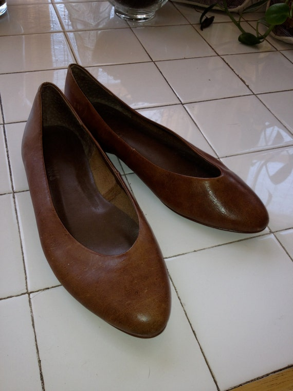 The Perfect Summer Flats (size 7)