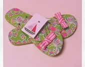 Women's Preppy Flip Flops by Cape Cod Preppy