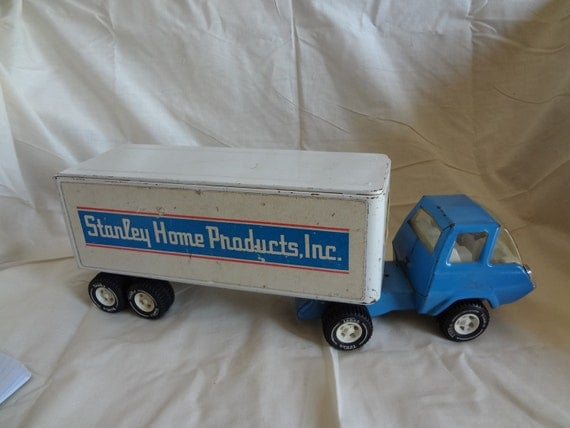 1970 s Tonka Semi Truck Stanley Home Products