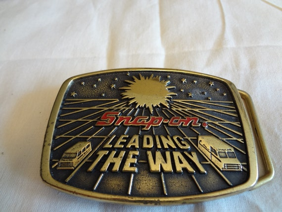 snap on tools leading the way leather belt buckle limited