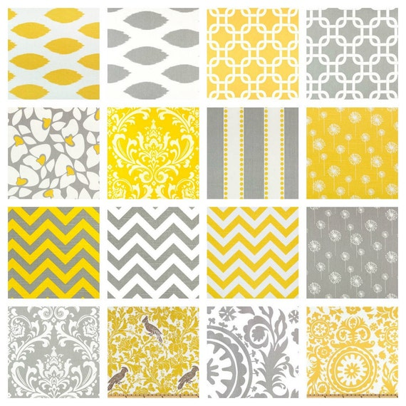 Fabric For Throw Pillow Covers : Items similar to PICK 2 FABRICS - 2 Decorative Pillow Covers - THROW Pillows - 20 x 20 inches ...