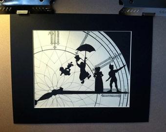 Disney Peter Pan and Big Ben