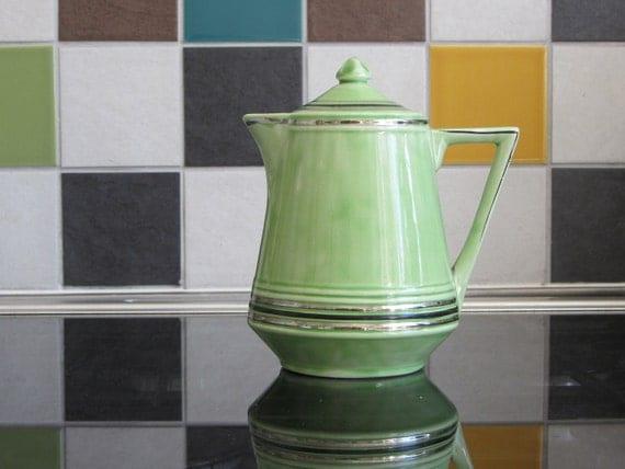 Art Deco style Coffee Pot