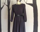 Vintage Black S.L. Petites sm/med dress