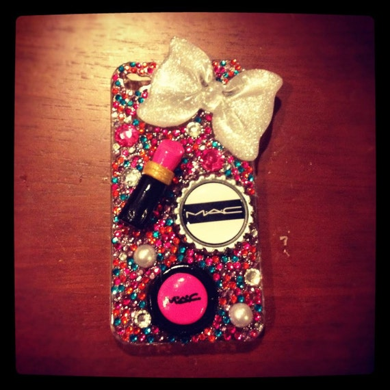 MAC Cosmetics iPhone 4 Case-Sample of my work