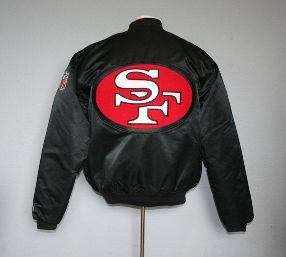 1980s San Francisco 49ers Starter Jacket By Toughluckvintage
