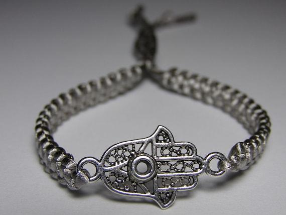 Hamsa/Hand Of Fatima Bracelet