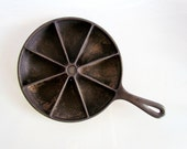 Vintage Cornbread Cast Iron Skillet