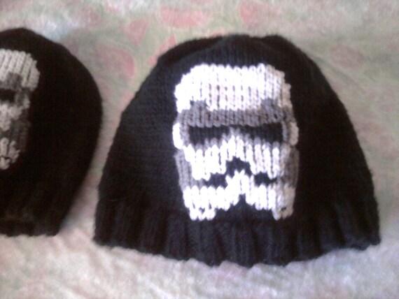 Stormtrooper Knit Beanie