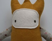 Mustard Soft Toy - LaPetiteCollection