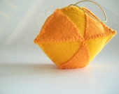 Handmade Geometric Ornament