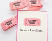 Admit One to Makeoutville